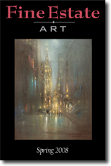 March 2008 Fine Estate Art Catalogue